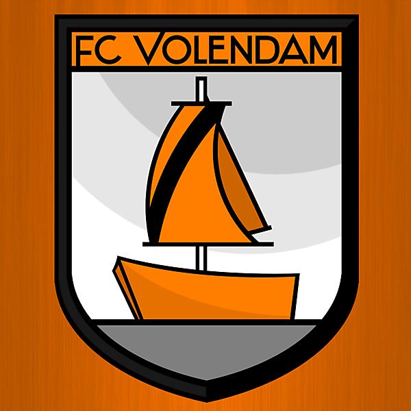 FC Volendam Crest