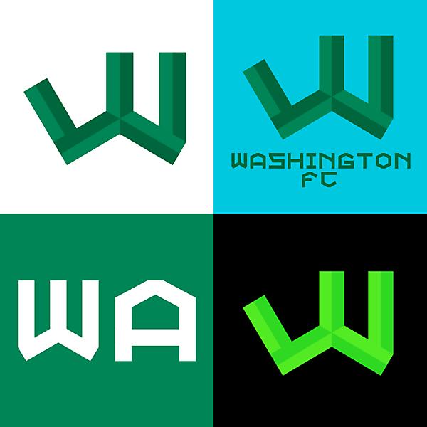 WASHINGTON FC LOGO