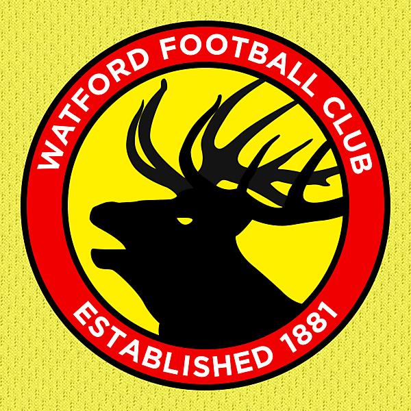 Watford FC Crest