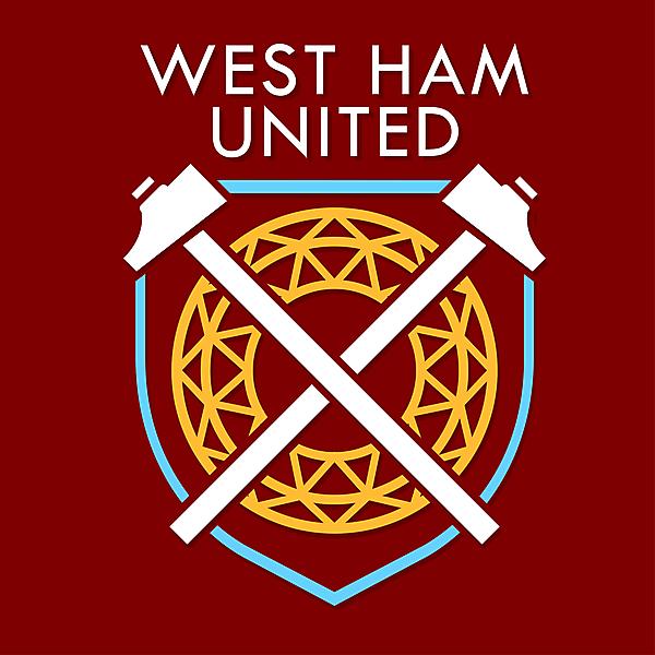 West Ham United Crest