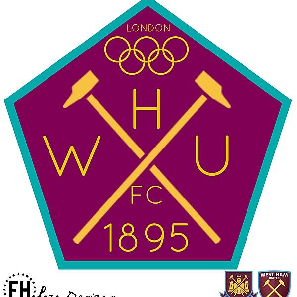 West Ham United Rebrand