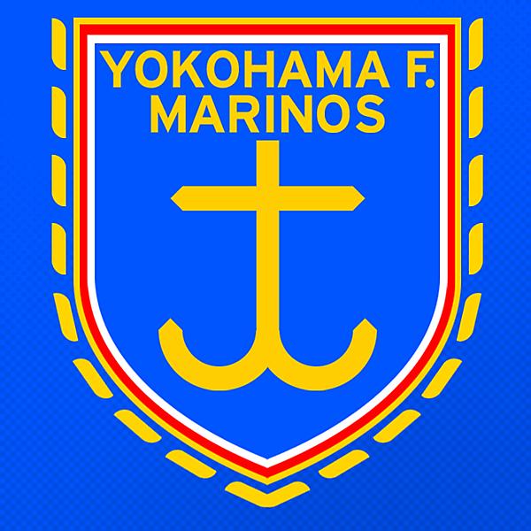 Yokohama F. Marinos Crest
