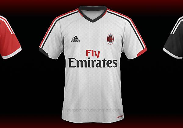 AC Milan 2013/14 Mock Kit