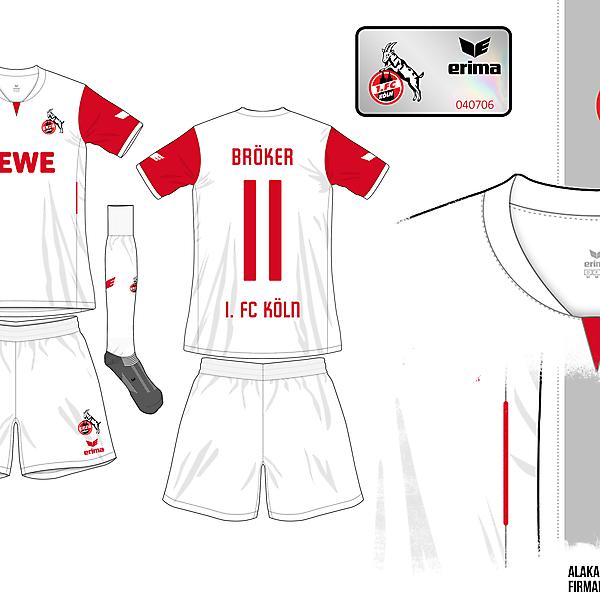 1. FC Köln Away