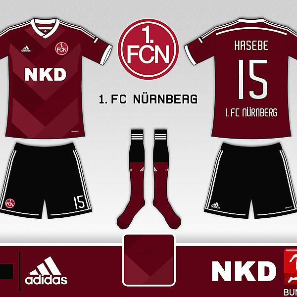 1. FC Nürnberg Home