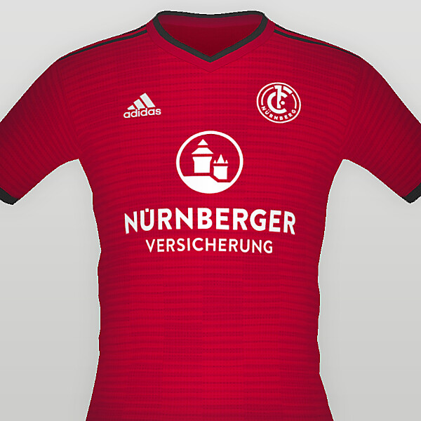 1.FC Nurnberg shirt