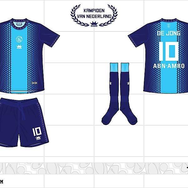 2012-13 ajax away kit