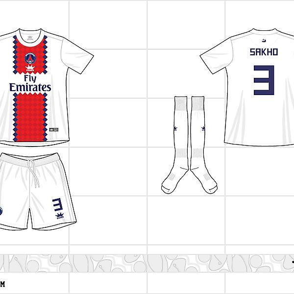 2012-13 psg away kit