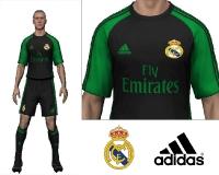 2014/15 Real Madrid Away Kit