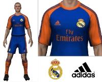 2014/15 Real Madrid Third Kit