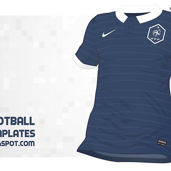 2014 France World Cup Kit