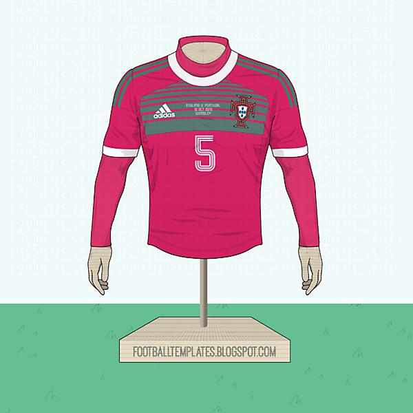 2016 Portugal Shirt ( redo)
