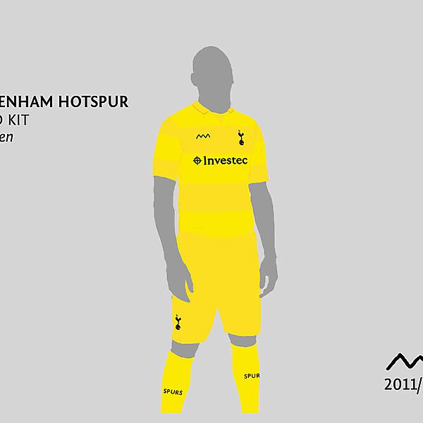 Tottenham Hotspur Third