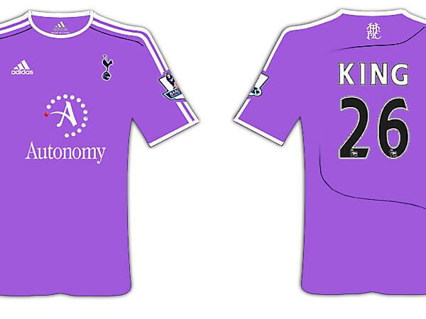 Tottenham kit collection
