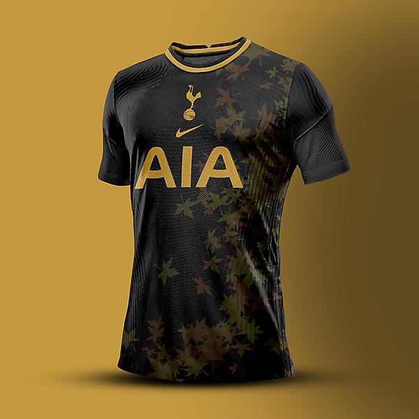 nike Tottenham Hotspur Away Shirt Concept