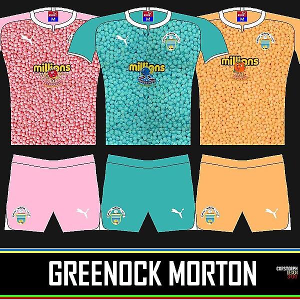 Greenock Morton Away Kit Idea