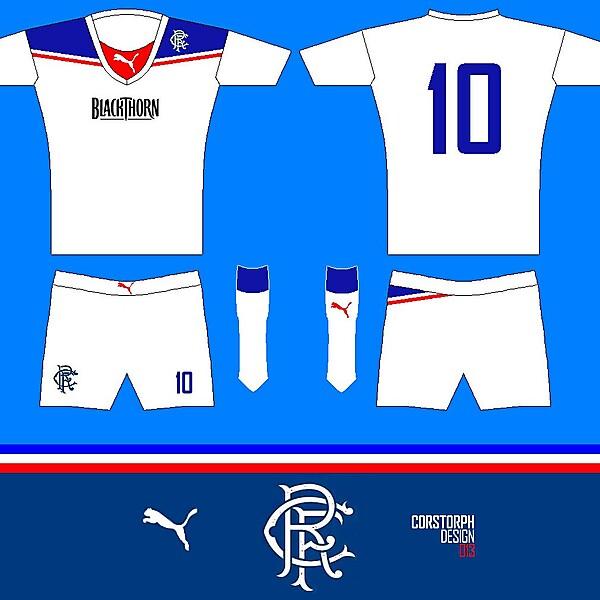 Rangers Away