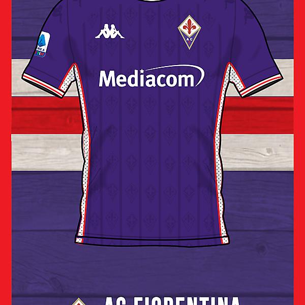 Ac Fiorentina Home shirt