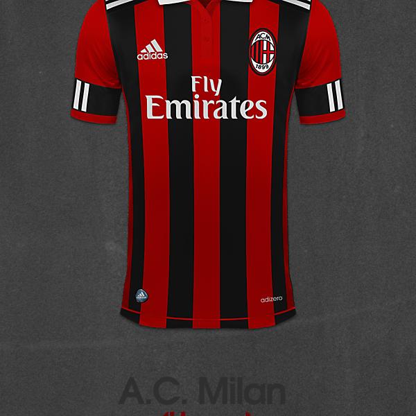 A.C. Milan - Home