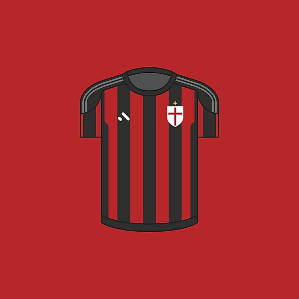AC Milan - Home / Minimalist