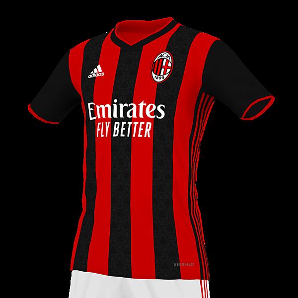 AC Milan 21 home x Adidas