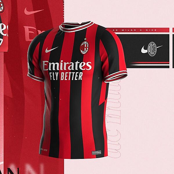 AC Milan | Nike | Home