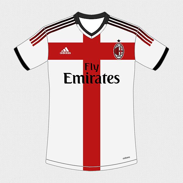 A.C. Milan Away