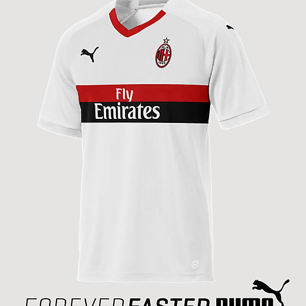 AC Milan Away 2018/2019