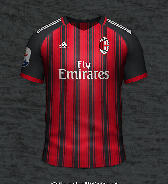 AC Milan Concept Kit