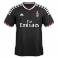 AC Milan Fantasy Away Kit 2014/2015