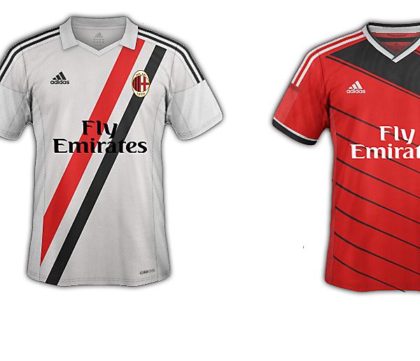 AC Milan Fantasy Kit