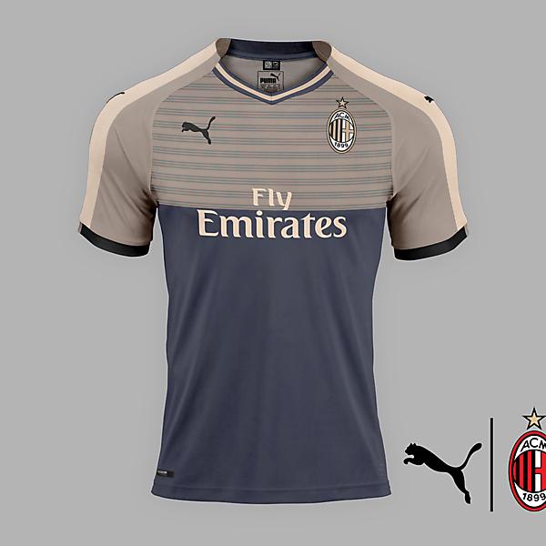 AC Milan third concept