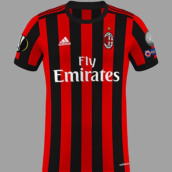 AC Milan UEL