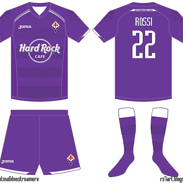 ACF Fiorentina 2014/15 Home