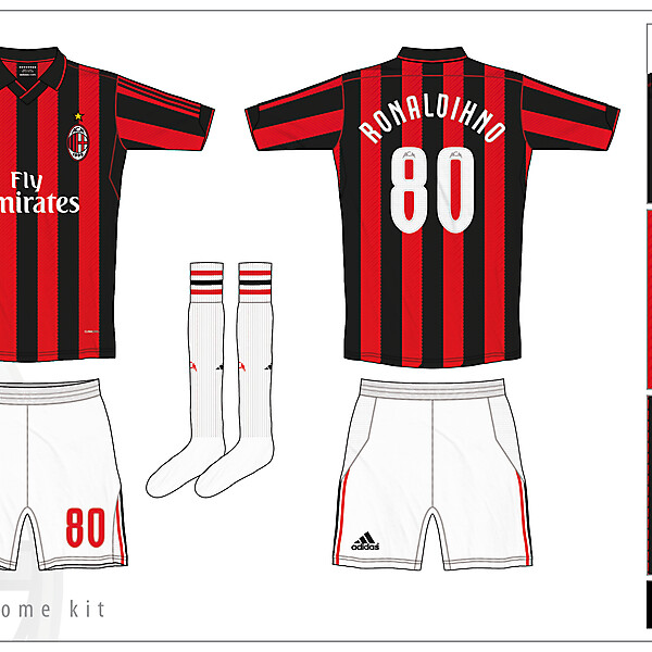 AC Milan Home