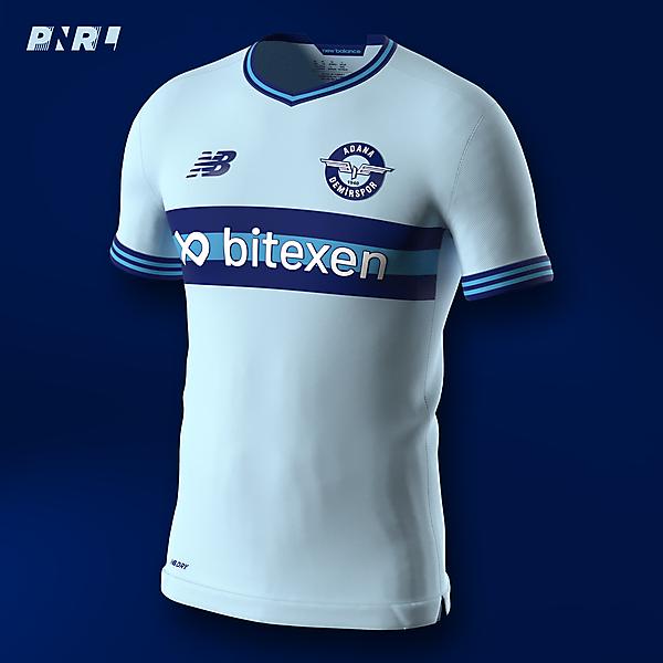 Adana Demirspor Away Concept x New Balance