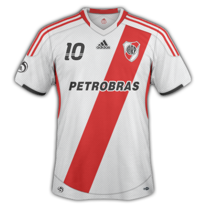River Plate Home