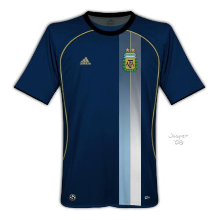 Argentina Away Adidas