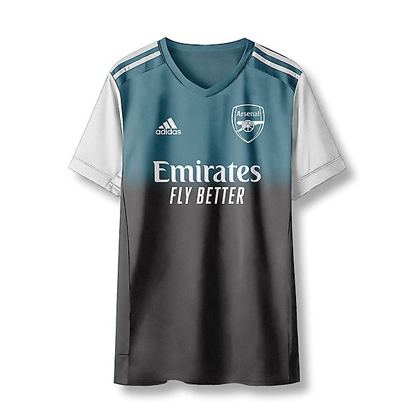 adidas Arsenal Trening Shirt Cocnept