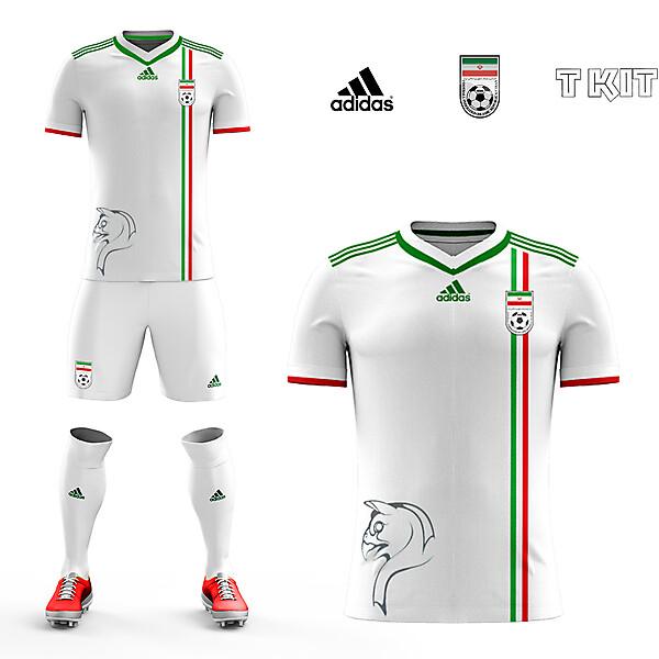 Adidas Iran Home
