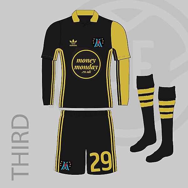 adidas Marceltipool.com 2020 League of Blogacta Third Kit