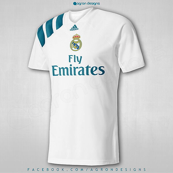 ADIDAS_Tango_EQT-Real Madrid 2017-18 Home Kit