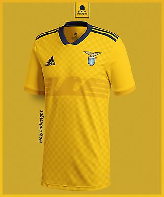 Adidas X Lazio Away Kit Concept