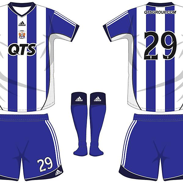Kilmarnock - Adidas