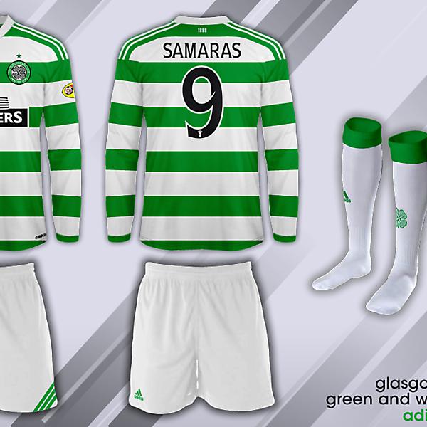Celtic - Adidas