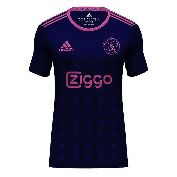 AFC Ajax - Adidas Away Kit