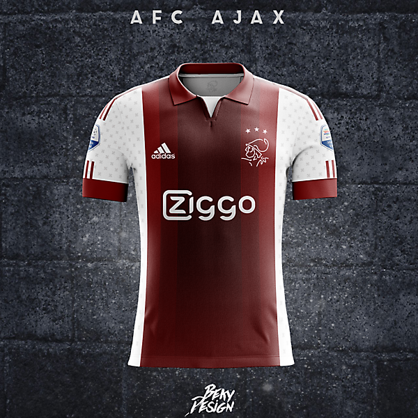 AFC Ajax - Home Concept