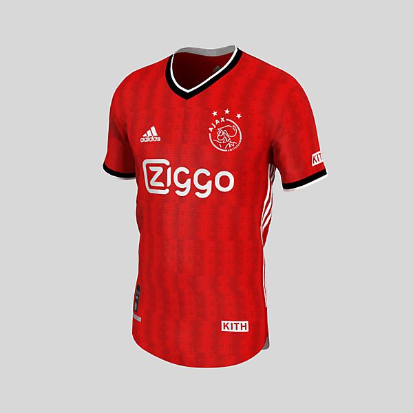 AFC Ajax 3rd Kit x adidas x KITH