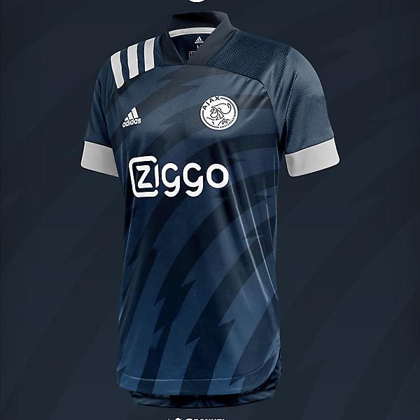 Ajax - Third Kit Concept