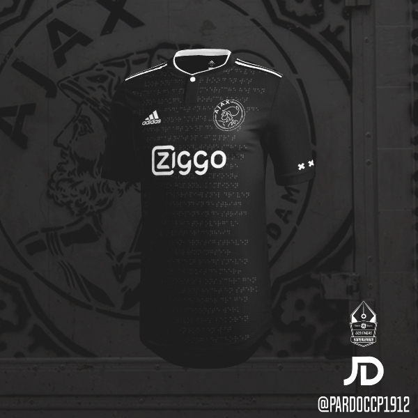 Ajax - Third Kit for @DesignSupLeague